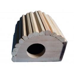 Domek pro hlodavce dřevěný