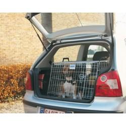 Klec do auta skosená DOG RESIDENCE šířka 76 cm