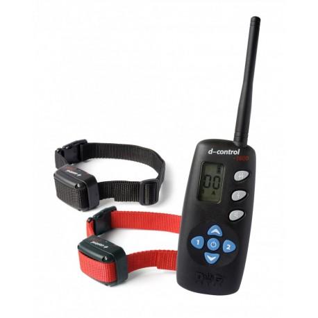 Obojek el. výcvikový DOG TRACE d-control 1000 (impuls, booster, zvuk)